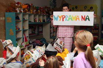 Bal piżamowy 6-cio latków