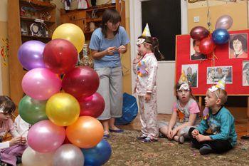 Bal piżamowy 5 latków