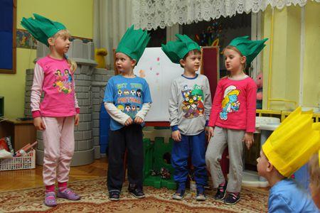 Bal piżamowy 5-latków