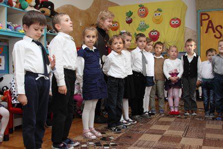 Pasowanie na Przedszkolaków