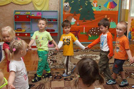 Nasze pierwsze dni w Przedszkolu
