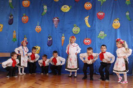 Pożegnanie Przedszkola przez 6-latków