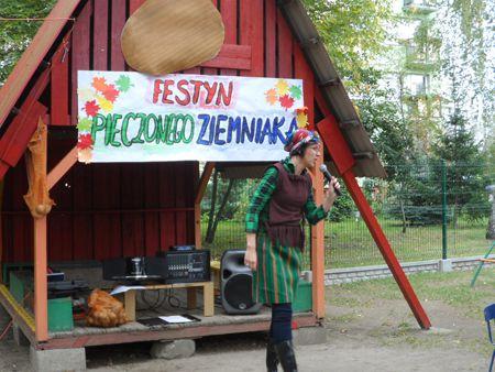 Rozpoczęcie roku przedszkolnego - Rodzinny Festyn Pieczonego Ziemniaka