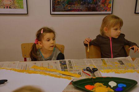 Galeria plastycznej twórczości dziecka