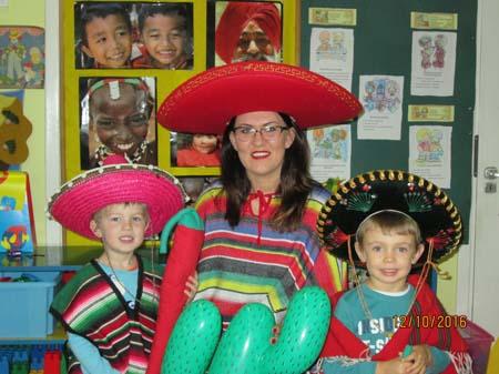 Z mamą Adasia poznajemy Meksyk
