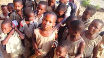 dzieci z afryki